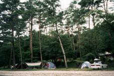 鳥取県 鵜の池キャンプ場 の写真g69979